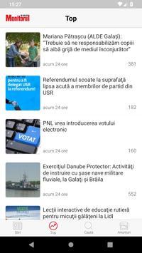 Monitorul de Galati screenshot 1