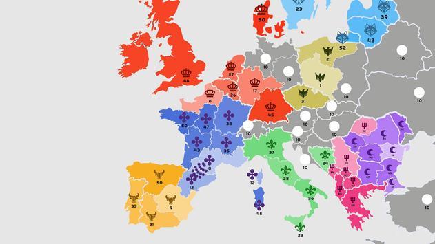 Negara.io ⚔️ - Taklukkan Dunia dalam Game Strategi screenshot 5