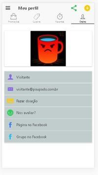 Poupado - Black Friday, Cupons, Descontos, Ofertas screenshot 4