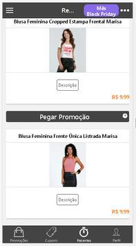 Poupado - Black Friday, Cupons, Descontos, Ofertas screenshot 6