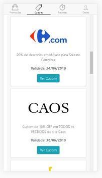 Poupado - Black Friday, Cupons, Descontos, Ofertas screenshot 3