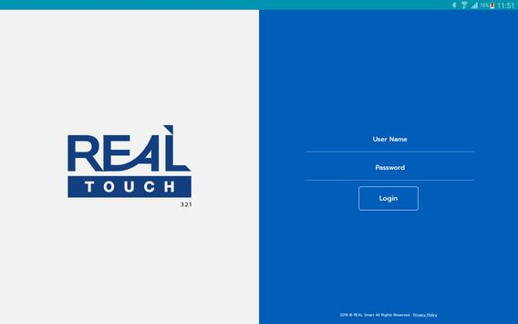 RealTouch poster