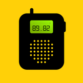 Walkie-talkie ikona