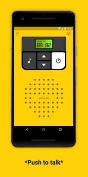 Walkie-talkie screenshot 2