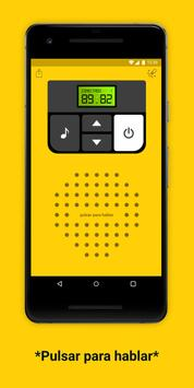Walkie-talkie captura de pantalla 2