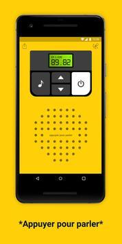 Talkie-walkie capture d'écran 2