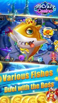 99Crazy Casino screenshot 2