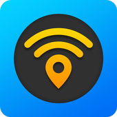 Free WiFi Passwords & Internet Hotspots. WiFi Map® icon