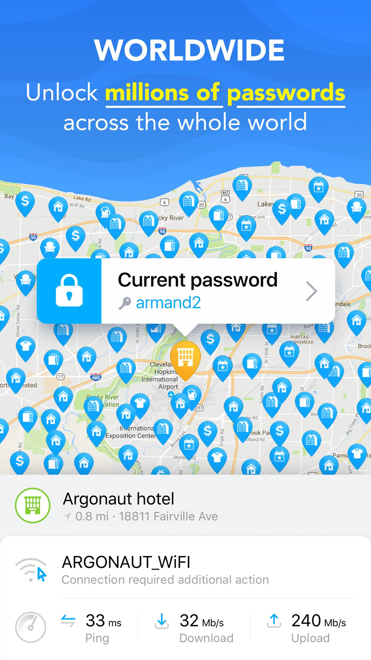 WiFi Map for Android - APK Download