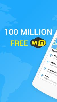 Free WiFi Passwords & Internet Hotspots. WiFi Map® screenshot 1