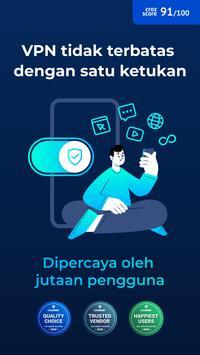 Zorro VPN poster