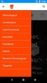 Templicate Resume Templates screenshot 1