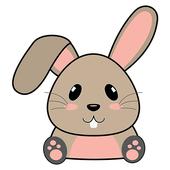 My Rabbits أيقونة