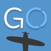 Go Plane icono