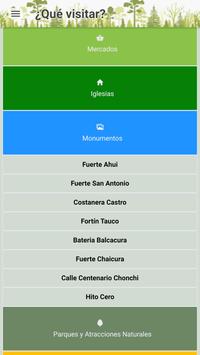 Chiloé App screenshot 3