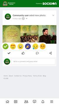 Mustafavi Social poster
