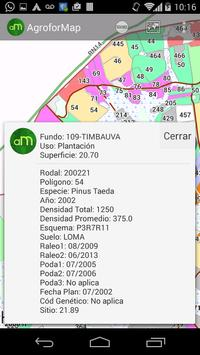AgroforMap screenshot 1