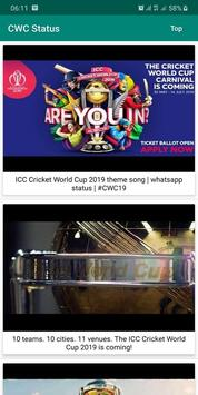 Cricket World Cup Highlights poster