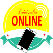 KEDAI PULSA ONLINE icon