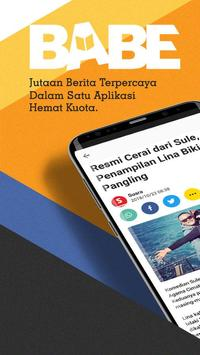 BaBe - Baca Berita poster