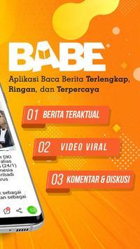 BaBe - Baca Berita capture d'écran 1