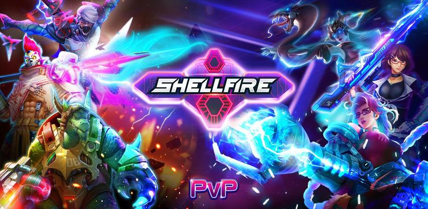 ShellFire - MOBA FPS aplikacja