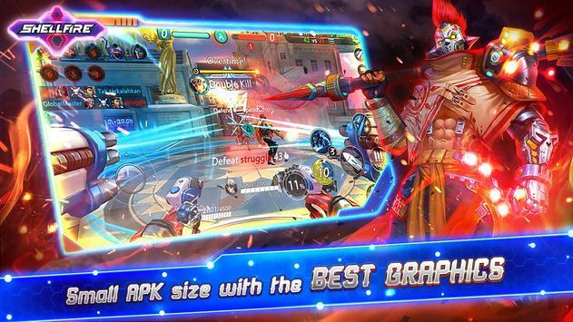 ShellFire imagem de tela 5