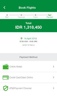 Citilink screenshot 3