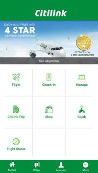 Citilink screenshot 2