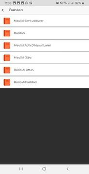 MAULID, RATIB AND OTHER READING screenshot 2