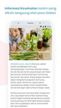 KlikDokter: Konsultasi gratis 24 jam dengan Dokter screenshot 2