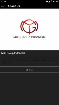 Miki Group Indonesia screenshot 4