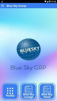 Blue Sky GRP poster