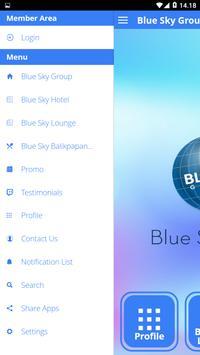Blue Sky GRP screenshot 1
