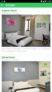 Green Rose Hotel screenshot 3