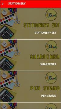 iGood Stationery & Store screenshot 4