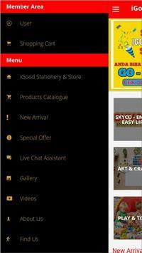 iGood Stationery & Store screenshot 1