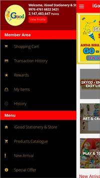iGood Stationery & Store screenshot 2