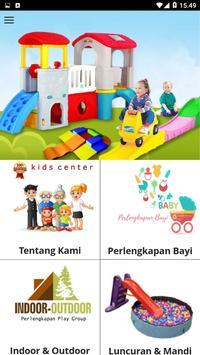 Kids Center poster