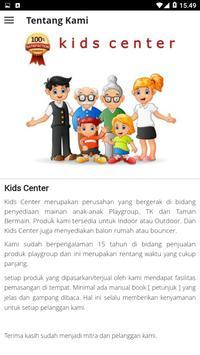 Kids Center screenshot 2
