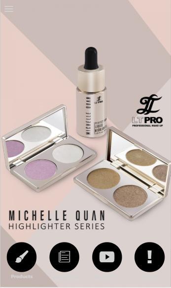 Aplikasi terbaru samsung android LT PRO Professional Make Up