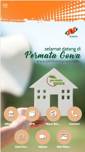 Download Desain Interior Rumah Minimalis  permata gowa for android apk download