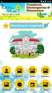 Sekolah Little Star Cibubur poster