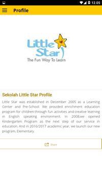 Sekolah Little Star Cibubur screenshot 2