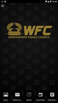 Worshipper Family Church poster