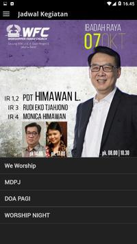Worshipper Family Church screenshot 2