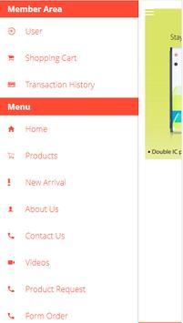 Zona Accessories screenshot 1