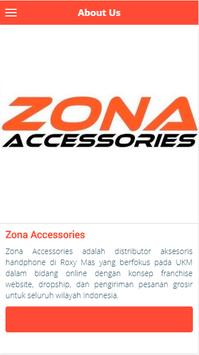 Zona Accessories screenshot 2