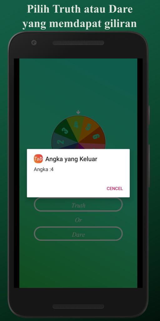 Tod Indonesia Truth Or Dare For Android Apk Download