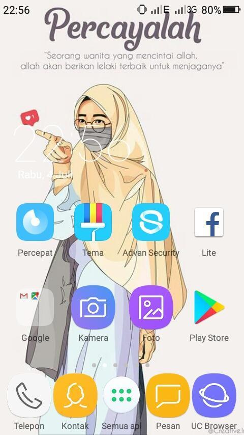 Download 910 Koleksi Background Kartun Anak Muslim Gratis Terbaik